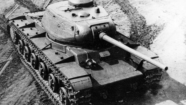 Il KV-85 - Sputnik Italia