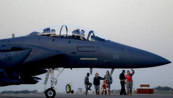 F-15E Strike Eagle - Sputnik Italia