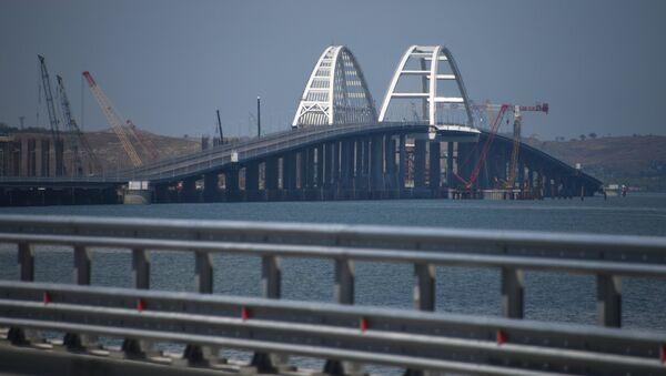 L'inaugurazione del ponte della Crimea - Sputnik Italia