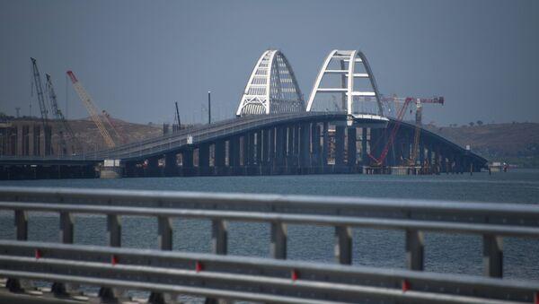 Crimean bridge opens for automobile transport - Sputnik Italia