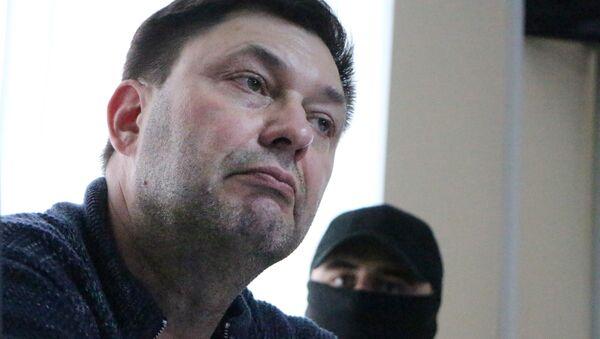 Kirill Vyshinsky al Tribunale - Sputnik Italia