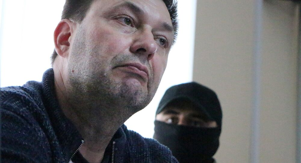 Kirill Vyshinsky al Tribunale