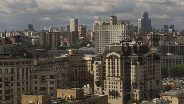 Mosca, Casa del governo russo. - Sputnik Italia