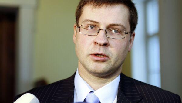 Valdis Dombrovskis - Sputnik Italia