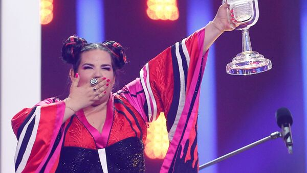 La cantante israeliana Netta ha vinto il concorso Eurovision. - Sputnik Italia