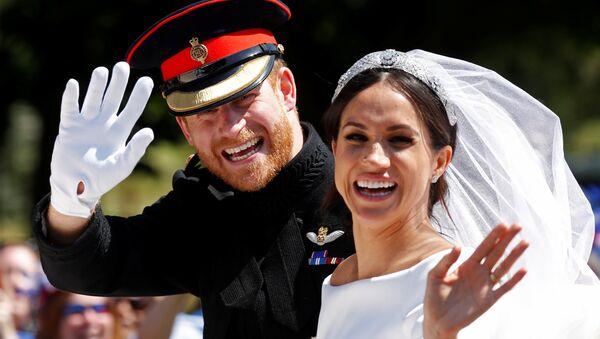 Le nozze del Principe Harry e Meghan Markle - Sputnik Italia