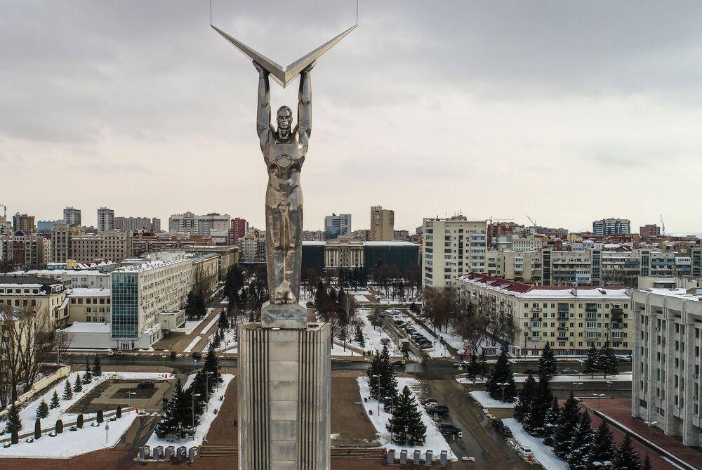 Innamorarsi a Samara