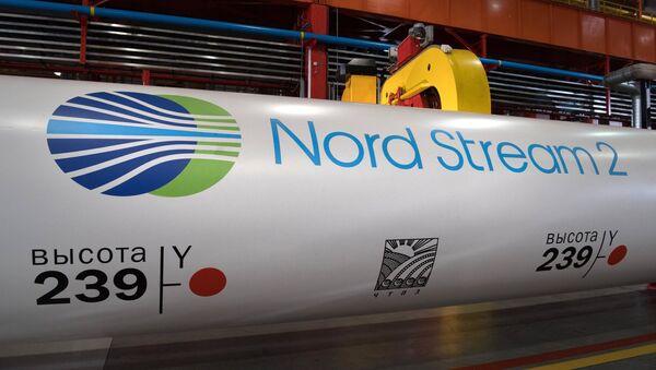 Nord Stream 2 - Sputnik Italia