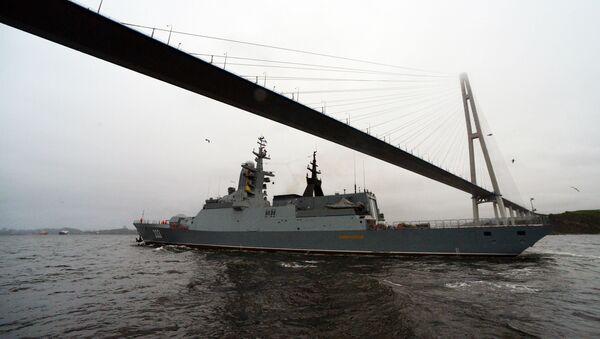 La Flotta del Pacifico russa in azione - Sputnik Italia