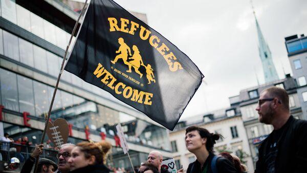 La solidarietà verso i migranti - Sputnik Italia