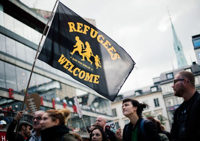 La solidarietà verso i migranti