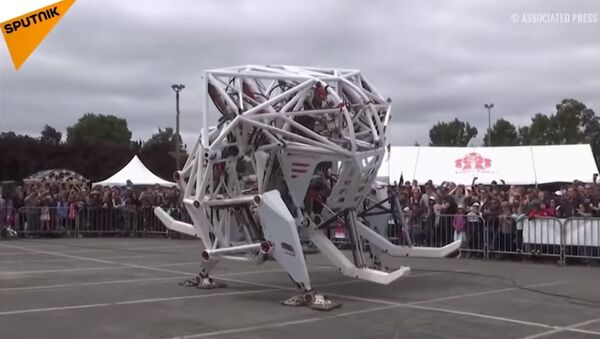 Need for Speed: 'Racing' Robot Learns to Walk - Sputnik Italia