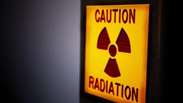 Segno di allarme radiazioni - Sputnik Italia