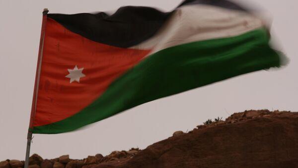 La bandiera della Giordania - Sputnik Italia