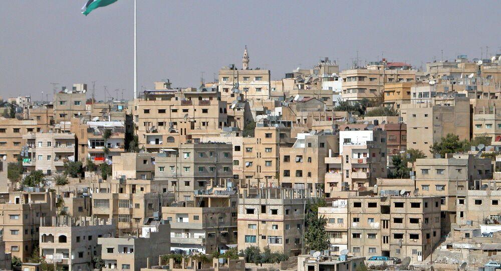 Bandiera della Giordania