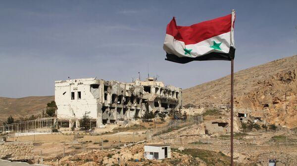 Bandiera della Siria - Sputnik Italia