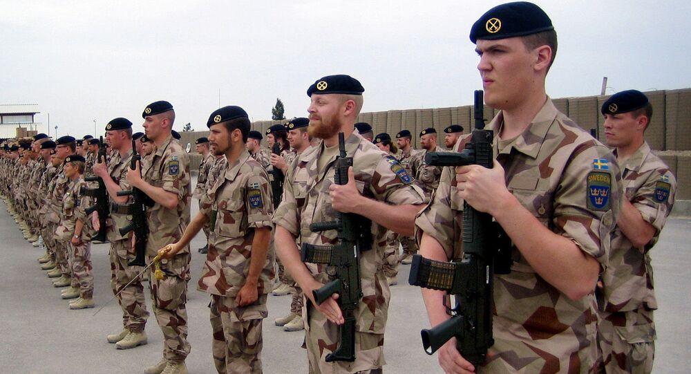 I soldati svedesi