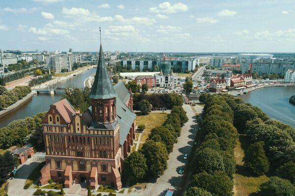 Kaliningrad è pronta ai Mondiali - Sputnik Italia