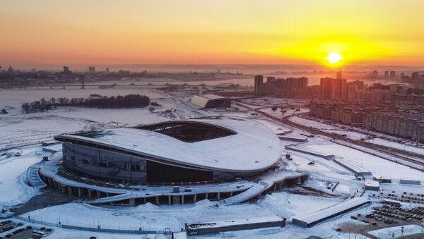 Kazan è pronta al Mondiale 2018 - Sputnik Italia