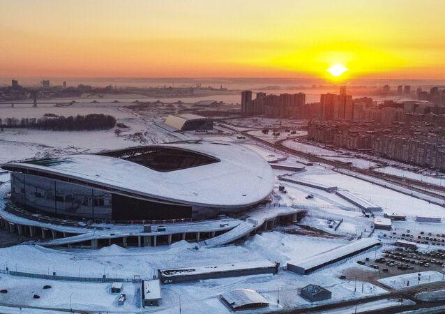 Kazan è pronta al Mondiale 2018