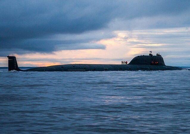 Sottomarino atomico K560