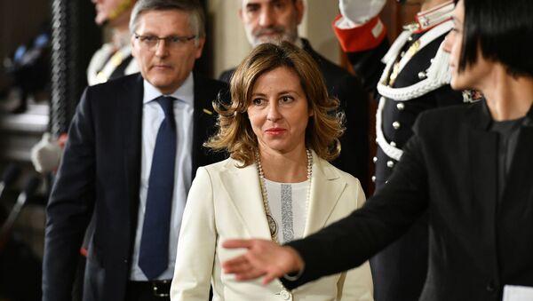 Il ministro della Sanità Giulia Grillo - Sputnik Italia