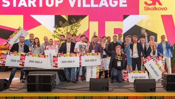 Skolkovo Startup Village - Sputnik Italia