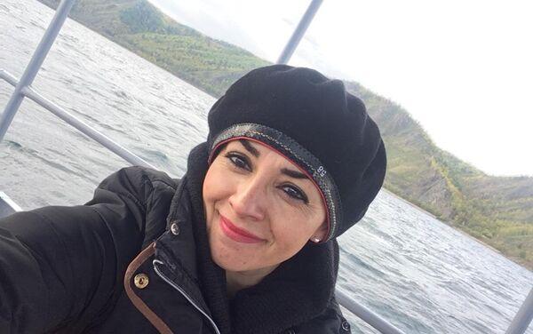Simona Rossotti - Sputnik Italia