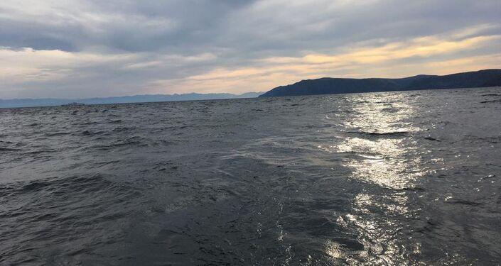 Al lago Baikal
