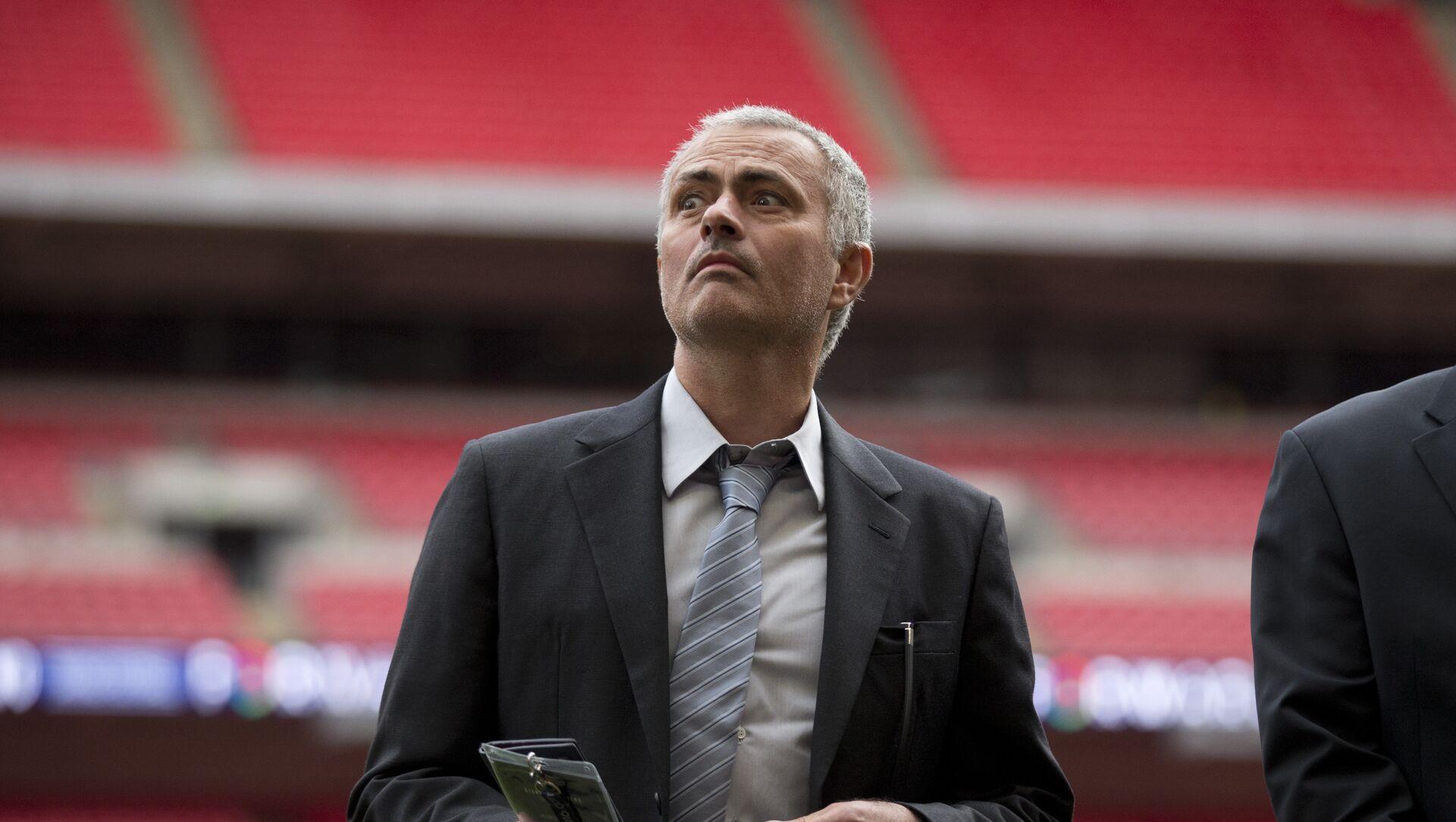 Jose Mourinho - Sputnik Italia, 1920, 04.05.2021