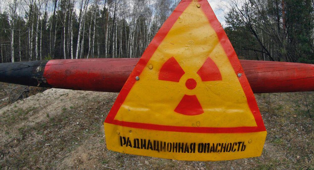 Zona di alienazione di Chernobyl