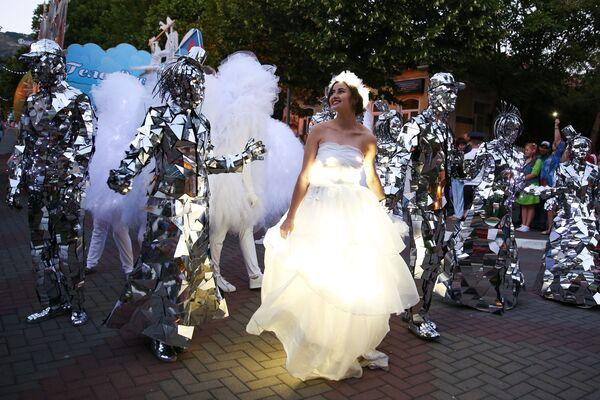 Carnavale a Gelendžik. - Sputnik Italia