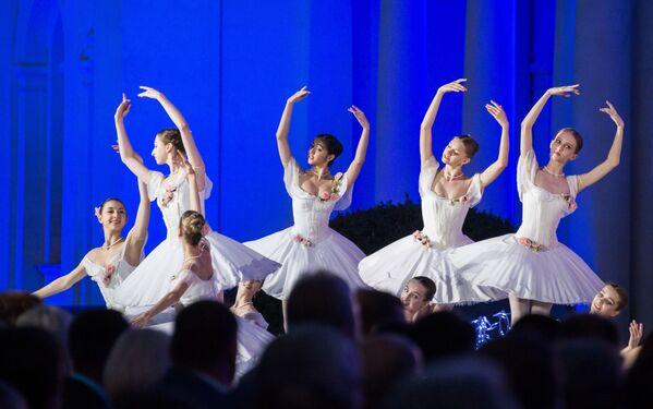 Il dodicesimo Festival internazionale Grande parola russa in Crimea. - Sputnik Italia