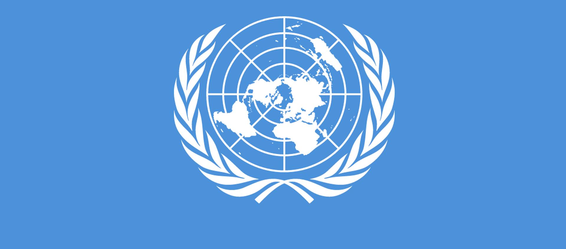 Bandiera delle Nazioni Unite - Sputnik Italia, 1920, 12.03.2021