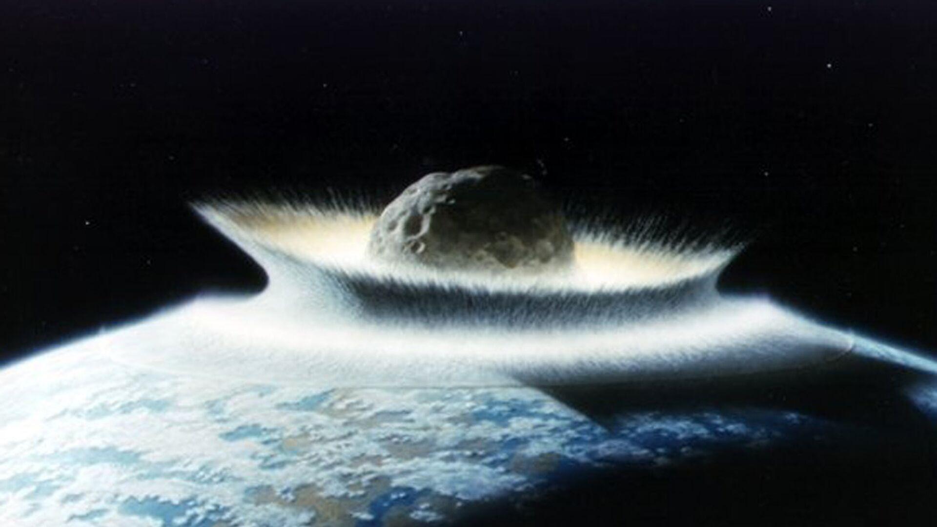 Asteroide che ha ucciso i dinosauri - Sputnik Italia, 1920, 03.04.2021
