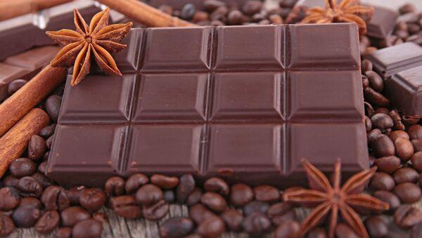 Una tavoletta di cioccolato - Sputnik Italia