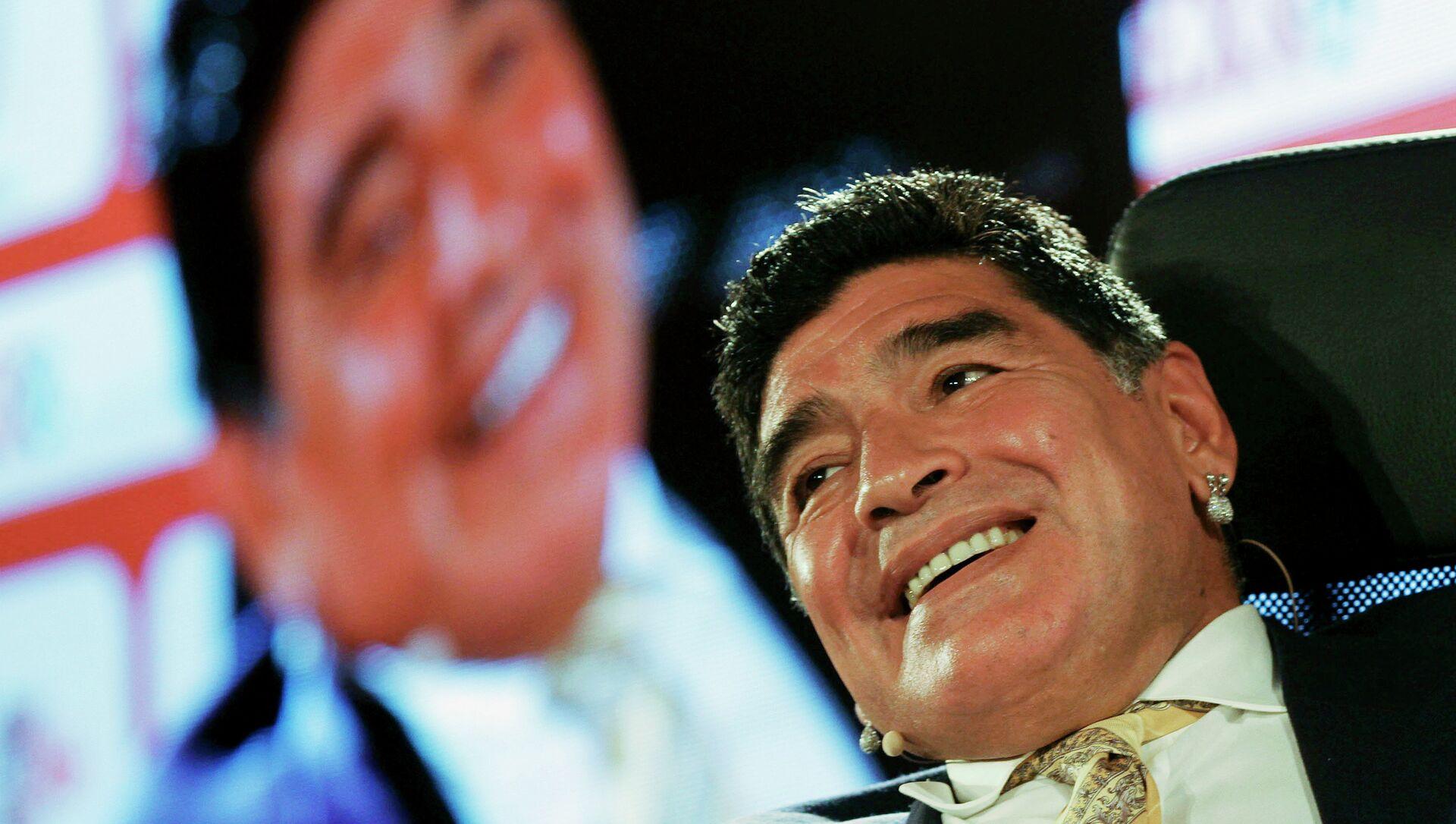 Diego Maradona - Sputnik Italia, 1920, 27.04.2021