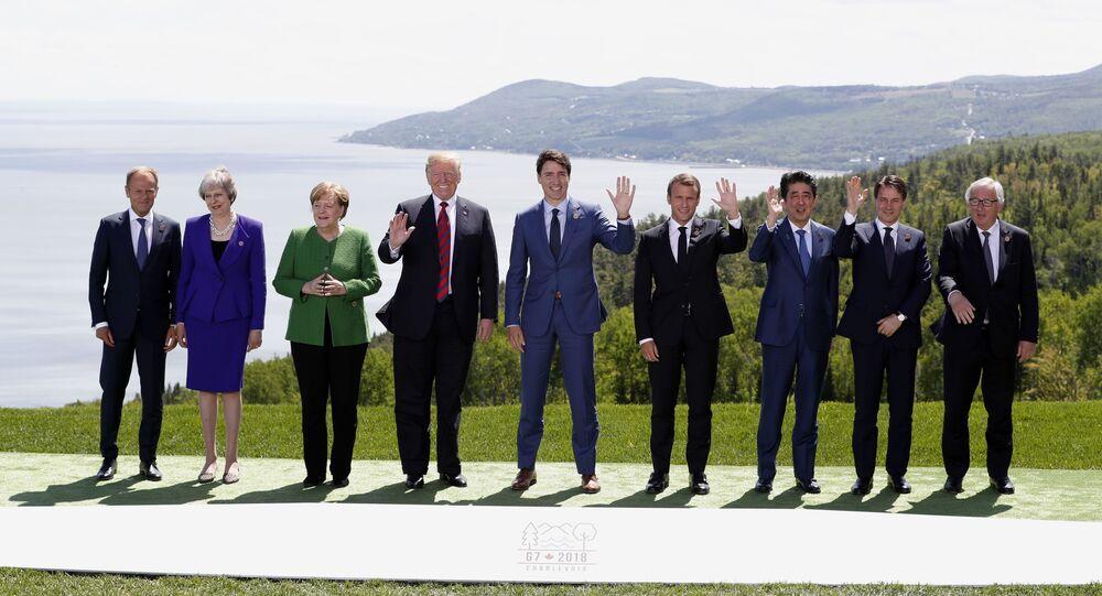G7 in Canada