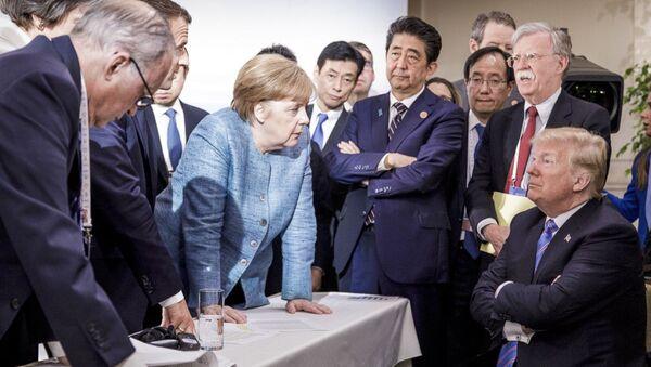Il summit G7 - Sputnik Italia