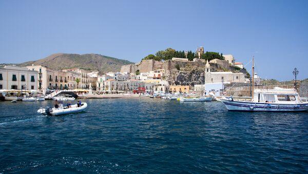 Sicilia, Italia  - Sputnik Italia