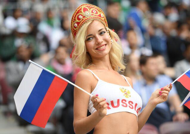 Tifosa ai Mondiali