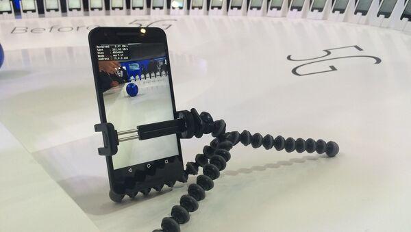 5G Smartphone - Sputnik Italia