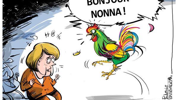 Macron vuole il francese come lingua principale dell'UE - Sputnik Italia
