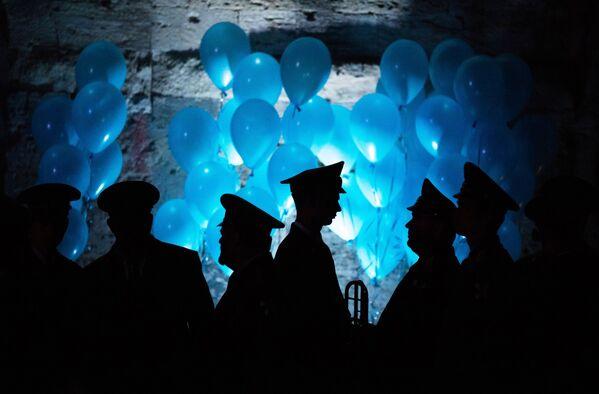 I partecipanti al Gran Ballo degli ufficiali a Sebastopoli. - Sputnik Italia