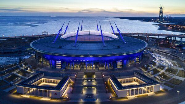 Lo stadio di San Pietroburgo, casa dello Zenit - Sputnik Italia