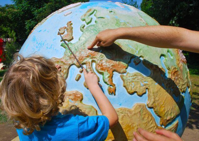 La mappa del mondo