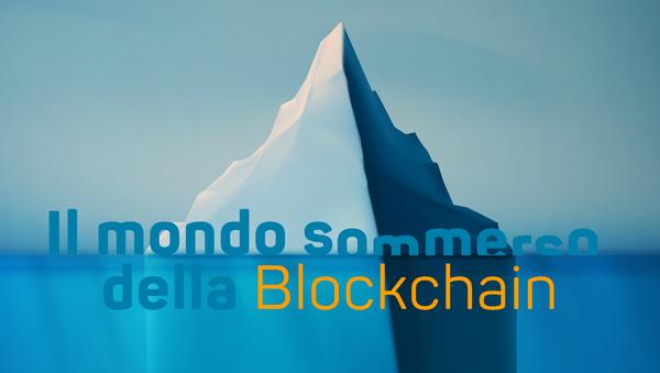 Il mondo sommerso della Blockchain. Infografica - Sputnik Italia