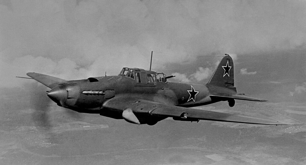 Il leggendario Il-2 noto anche come carro armato volante