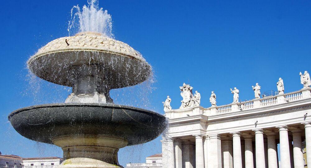 Piazza San Pietro, Vaticano