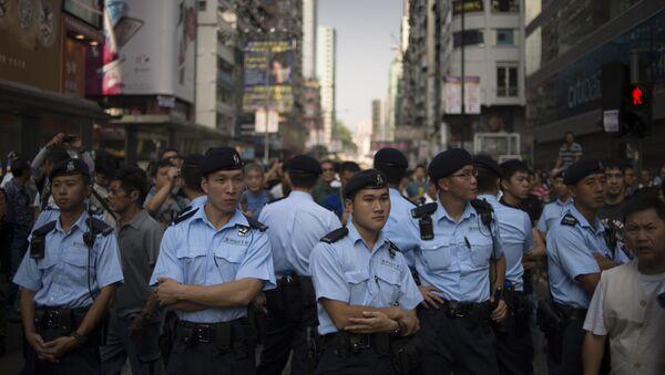 Полиция в Китае - Sputnik Italia